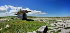 Poulnabrone Dolmen, The Burren, Co. Clare (Michael Foley Photography) Tags: county ireland galway clare connemara