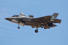 Lockheed Martin F-35B Lightning II (Steve Matterface) Tags: unitedstates lightning lockheed yuma mcas f35 lockheedmartin marinecorp vmfa121 wti greenknights