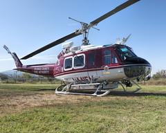 Bell UH-1H (Titanium Man) Tags: bell uh1h ocfa n441fa