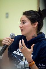 Shailene Woodley (linadollyy) Tags: family light portrait people music white celebrity art love me movie golden peace politics historic solidarity mtv actress actor bernie speech feminist activist woodley kendrick divergent womensright berniesanders shailene shailenewoodley vampirediaries thefaultinourstars kendricksampson howtogetawaywithmurder