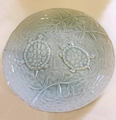 Two Turtles (mason_cyndi) Tags: pots photostream