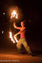Spinurn 06/22 (Chris Blakeley) Tags: seattle flow performance poi gasworkspark firearts firefans flowarts spinurn leviwand