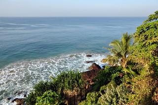 India - Kerala - Varkala - Coastline - 86