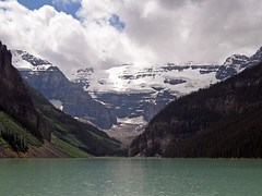 (Mitchell Lafrance) Tags: travel vacation mountain holiday canada alberta banff rockymountains lakelouise 2008