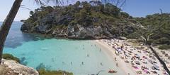 Macarelleta (Ivan Serra) Tags: beach amazing paradise turquoise playa awsome views menorca swiming minorca balearicislands balears turquesa macarella parais macarelleta platka