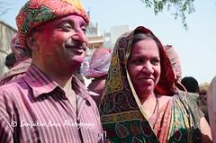 Barsana Nandgaon Lathmar Holi Low res (12 of 136) (Sanjukta Basu) Tags: holi festivalofcolour india lathmarholi barsana nandgaon radhakrishna colours