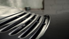 Hooray For Vents (mister_hashtag) Tags: grey rear 911 engine turbo porsche vents spoiler intake cooling 996