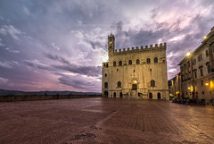 Gubbio at sunset (12145) (Danilo Antonini (Pescarese)) Tags: street longexposure sunset sky italy holiday tourism architecture clouds square alley italia tramonto nuvole village place wideangle palace medieval cielo piazza filters palazzo oldtown turismo borgo architettura touring touristattraction pinksunset umbria manfrotto pinkclouds gubbio centrostorico cokin nuvoloso piazzagrande gnd gndfilter borgomedievale lungaesposizione medievalvillage touristdestination regioneumbria historicalcenter tramontorosa cokinfilters palazzodeiconsoli provinciadiperugia nuvolerosa pescarese attrazioneturistica filtricokin gndfilters metaturistica filtrignd filtrognd gndcokin cokingndfilters daniloantoniniphotographer filtrigndcokin