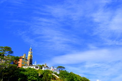 This is what Portmeirion looks like (07-2013) by SEIGAR (3) (Seigar) Tags: uk trip travel viaje color travelling wales photography photo photographer unitedkingdom gales traveller vision postcards portmeirion welsh viajar postales reinounido viajero seigar