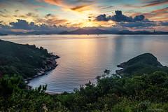 Sunrise on Cheung Chau (Joachim Wuhrer) Tags: morning summer zeiss sunrise hongkong asia sony cheungchau a7ii sel1635z sonya7ii joachimwuhrer