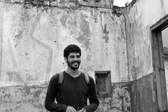 Por Bruna Cavalcante (Kaique Guimares Martins) Tags: portrait me smile self myself retrato eu sorriso paranapiacaba modelando