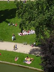 Pic Nic (escailler arthur) Tags: summer paris france photo view franais parisien