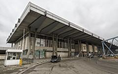 (The New Motive Power) Tags: city urban station architecture modern train sofia bulgaria brutalist centralrailwaystation българия софия canon7d