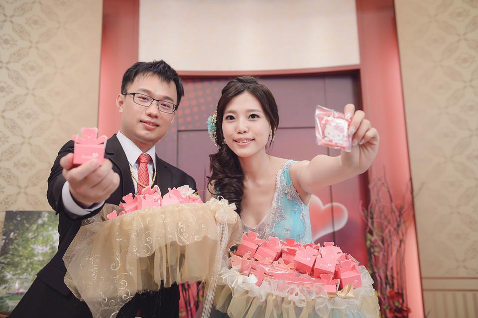婚禮攝影-台南情定婚宴城堡永康館-88