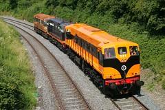 Orange is the new Black (D464-Darren Hall) Tags: rpsi 071class 141class cie irishrail