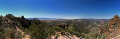 Hike Peaks Panorama (lsalcedo) Tags: california centralcalifornia salinasvalley highpeaks soledadca pinnaclesnationalpark kingcityca