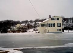CZM_ Noreaster_flood in yard (Massachusetts Office of Coastal Zone Management) Tags: storm flood stormdamage newbury noreaster naturaldisaster cyclonic northeaster stormsystem cyclonicstorm winterstormnemo massiveflooding