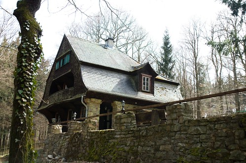 Jagdhaus am Mainzer Kopf