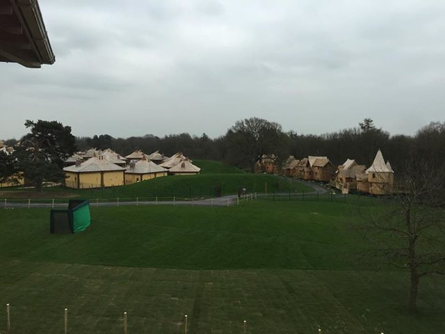 16/04/2015 - The Enchanted Village is all ready to open in two days time!