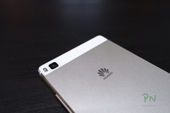 Huawei P8 & Talkband Launch in London - Hands-On