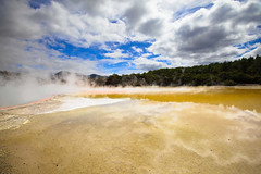 The Champagne Pool (Dave Smith) Tags: rotorua waiotapu thermalwonderland ds:source=raw ds:software=rawtherapee ds:camera=eos5dmarkii