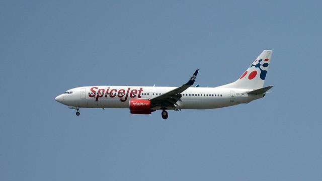 Spicejets OK-jet