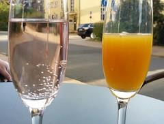 Zwei Drinks (fr@nzel2104) Tags: drink samsung note galaxy sekt trink osaft note3 smn9005