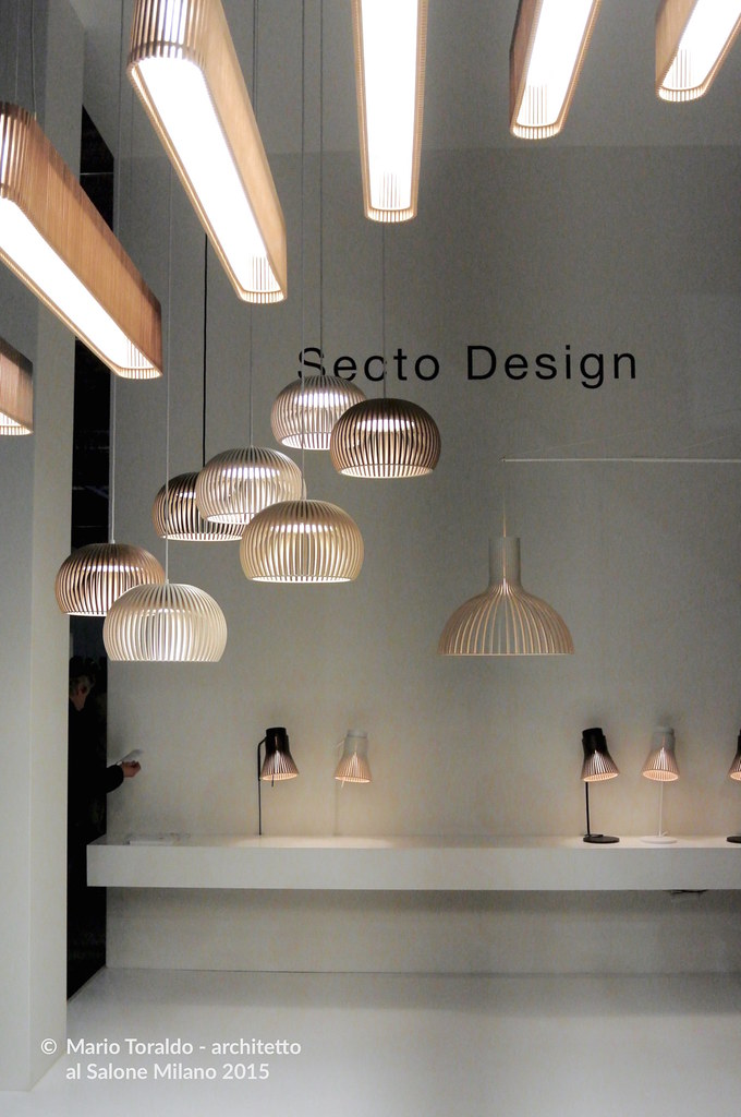 Secto Design al Salone 2015