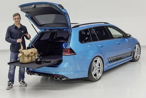 Volkswagen Golf Variant Biturbo