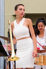 San Francisco Carnaval Parade 2015 (2sonik) Tags: sanfrancisco california musician music woman parade instrument trombone missiondistrict brass 2015 batala lamission carnavalparade sfcarnavalparade 2sonik carnavalgrandparade2015 carnaval2015sanfrancisco