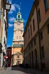 Estocolmo, Catedral (diocrio) Tags: stockholm estocolmo suecia