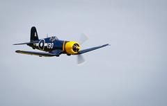 Duxford VE Day airshow (danjama) Tags: day anniversary ve formation airshow b17 duxford corsair spitfire boeing warbirds 70th 2015 sallyb vaught
