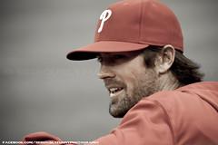 Cole Hamels (SeriouslyFunny Photography) Tags: atlanta philadelphia field major cole baseball phillies turner league mlb hamels