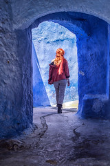 Ana (Juergen Heitmann) Tags: ana chaouen marokko xauen jrgenheitmann juhe59foto