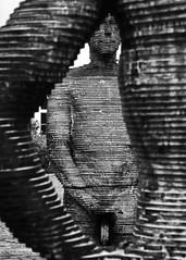 Proudy (giovanibr) Tags: street sculpture art strange museum bronze prague statues praha praga czechrepublic kafka peeing controversial malstrana repblicatcheca davidern
