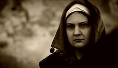 Essenza_atavica (Danilo Mazzanti) Tags: photography foto photos sguardo piemonte fotografia anima ritratto medievale fotografo danilo medioevo seppia lerma mazzanti profondit rievocazionemedievale danilomazzanti wwwdanilomazzantiit lermamedievale