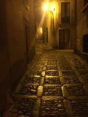 The streets of Erice. (Will Stuart) Tags: