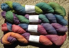"""Tranquility"" on Selene by The Unique Sheep (Lunarium Arts) Tags: yarn tus selene laceweight mkal ravelry"