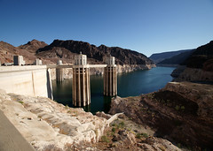 Hoover Dam (waubrey_art) Tags: hoverdam lakemead