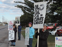 DSCN6562 (WildEarthGuardians) Tags: protest wyoming climate publiclands leasing oilandgas fracking keepitintheground