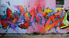 graffiti amsterdam (wojofoto) Tags: holland amsterdam graffiti nederland netherland ndsm shure wolfgangjosten wojofoto