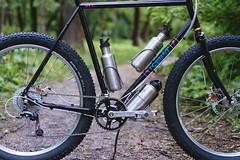 _DSC7820 (markreimer) Tags: crust df 26 bikes plus schmidt velocity rasta touring brooks xtr nitto chrisking shimano barend philwood dynamo cld dfl dually whiteindustries bikepacking 1x10