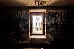 Rusty Metal Heart (Thomas Hawk) Tags: california usa abandoned america graffiti unitedstates military marin unitedstatesofamerica battery marincounty marinheadlands mendel northbay militarydecay batterymendel