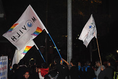 Municipalidad de Concepcin es iluminada con los colores de la diversidad. (Movilh Chile // www.movilh.cl) Tags: chile gay arcoiris bandera bisexual homosexual transexual lesbiana 2016 palaciodelamoneda lovewins movilh diversidadsexual gaychile matrimonioigualitario idahot