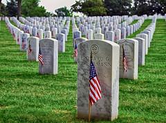 Memorial Day 2016 (Just Joe ( I'm back...sort of )) Tags: america memorial day flag honor memorialday hss redwhieandblue happyslidersunday