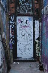 St. Catharines Street Art (jmaxtours) Tags: streetart ontario graffiti stcatharines graffitialley smokingisstupid stcatharinesontario stcatharinesstreetart zacklemon smokingisstupidbyzacklemon