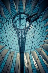 Sony Center (Offensichtlicht) Tags: berlin sony center potsdamerplatz