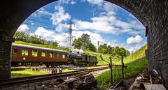 Rothley (Peter Leigh50) Tags: work leicestershire great central railway sd railways gala 280 rothley gcr 7f sdjr 53808