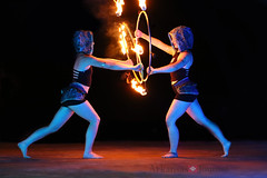 Enchanted Flame (arkansasjournal) Tags: tourism fire littlerock circus journal event arkansas wildwood wildwoodpark fireperformance stadge arkansasjournal arkansasnews