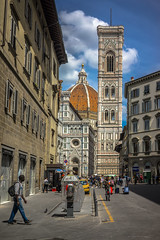 _DSC6263 (andrewlorenzlong) Tags: italy tower del square florence italia cathedral bell campanile firenze piazza duomo cathedralsquare piazzadelduomo giottos giottosbelltower giottos giottoscampanile